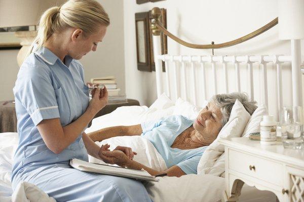 Opieka pielęgniarska w domu Pacjenta Ultra Med Strefa
